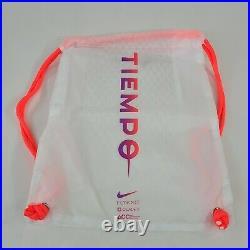 Nike Tiempo Legend 8 Elite SG Pro White Crimson CJ6085-164 Mens Size 10.5 No Lid