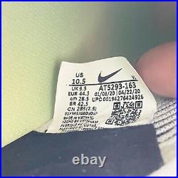 Nike Tiempo Legend 8 VIII Elite FG Soccer Cleats Photon Dust Sz 10.5 AT5293-163