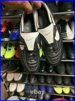 Nike Tiempo Legend Air Zoom Men Size 8.5 Soccer Futbol Adidas Copa Made In Italy