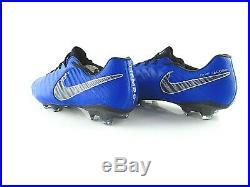 Nike Tiempo Legend ELITE 7 VII ACC FG Blau UK 12 US 13 Eur 47.5