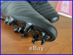 Nike Tiempo Legend Elite 7 FG Mens Soccer Cleats Black AH7238-001 Size 8