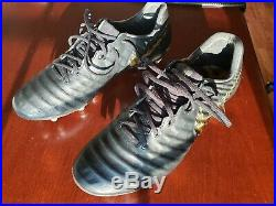 Nike Tiempo Legend Elite 7 Vii FG AH7238-077 Size 11 Black/Gold