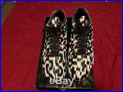 Nike Tiempo Legend Elite 8 Dazzle Camo Size US 9 (301/888)