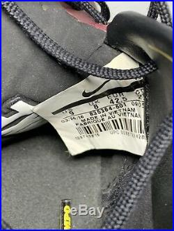 Nike Tiempo Legend Elite ACC PIRLO special Edition Fg Merlot 9us