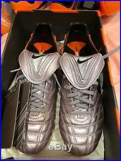 Nike Tiempo Legend Elite FG 2010 World Cup Size 9us