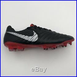 Nike Tiempo Legend Elite Fg Acc Black (ah7238 006) Size Uk8/eu42.5/us9
