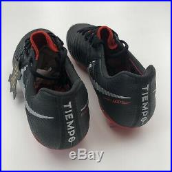 Nike Tiempo Legend Elite Fg Acc Black (ah7238 006) Size Uk9/eu44/us10