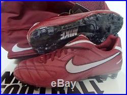 Nike Tiempo Legend Elite Fg Elite Series Soccer Footbal Boots III Sale 606