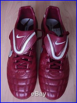 Nike Tiempo Legend Elite Red Sg Us10 Uk9 Eu44 Cm28