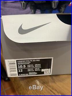 Nike Tiempo Legend Elite SG Uk 9.5
