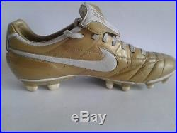 Nike Tiempo Legend FG R10 Gold Ronaldinho Brazil