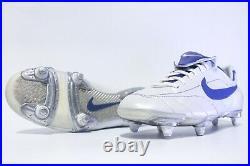 Nike Tiempo Legend I 1 SG US10 310112 141 Elite Ronaldinho r10 10r Leather 2006