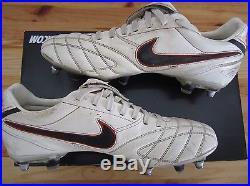 Nike Tiempo Legend II Match Worn Chicharito Manchester United Soccer Cleats