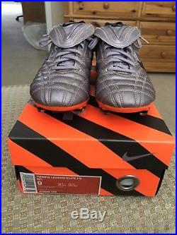 save off 7ca03 2102c Nike Tiempo Legend III Elite 2010 WC edition Size 9
