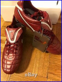 Nike Tiempo Legend III Elite Us8.5VII VI V IV 7 8 Se Ronaldinho Dois R10 Pique