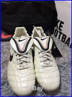 Nike Tiempo Legend III Elite Us9VII VI V IV 7 8 Se Ronaldinho Dois R10 Pique