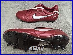 Nike Tiempo Legend III Elite sz 9.5 (ref VI V IV II Ronaldinho Dois R10 Pirlo)