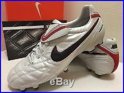 8d327e38a0d94 Nike Tiempo Legend III FG RARE Soccer Shoes Men's Size 9