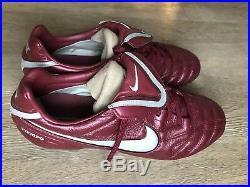 Nike Tiempo Legend III FG Sz 7.5 Kangaroo Leather