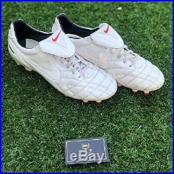 Nike Tiempo Legend III FG Whiteout