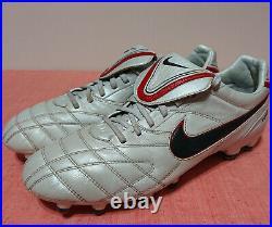 Nike Tiempo Legend III Fg 366201-137 Soccer Cleats Football Boots Bosnia Us 10