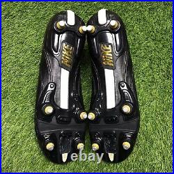 Nike Tiempo Legend III SG 366202-018 10 US 10R Ronaldinho RARE