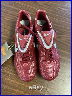 Nike Tiempo Legend III (Team Red/Metallic Silver) US Men's 9.5