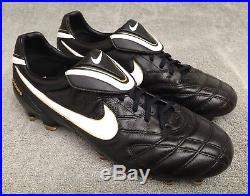 Nike Tiempo Legend III sz 10 FREE GIFT (ref VII VI V IV Elite Ronaldinho Dois)