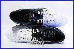 Nike Tiempo Legend IV 4 FG US10 Leather 454316 106 Ronaldinho 10r r10 Euro 2012