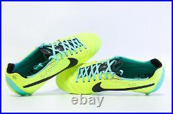 Nike Tiempo Legend IV 4 SG-Pro US10.5 Volt 509041 703 999999999 elite