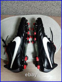 Nike Tiempo Legend IV 44,5 US10,5 Uk9,5 Vapor I II III IV V copa 20.1 sense lea