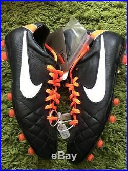 Nike Tiempo Legend IV Elite FG Soccer Cleats Men's Size 9