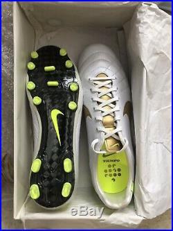 Nike Tiempo Legend IV Elite FG US Size 10.5 New