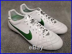 Nike Tiempo Legend IV Elite FREE GIFT (ref V PREM Ronaldinho Dois R10 Premier)