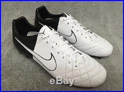 Nike Tiempo Legend IV Elite sz 8 FREE GIFT (ref VI V III Pirlo Ronaldinho Dois)