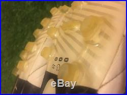Nike Tiempo Legend IV FG 454316-106 9,5US 8,5UK USED ITALY 2012 #rarecleats
