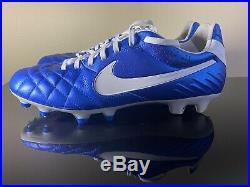Nike Tiempo Legend IV FG ACC Kangaroo Leather Size 9 US 8 UK Very Rare