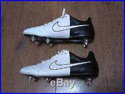 Nike Tiempo Legend IV SG Elite soccer cleats US9.5 453956-106 (CLASH EURO2012)