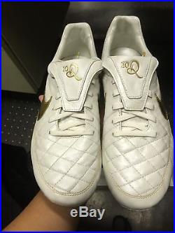 351b83bb7 ... inexpensive february 8 2016 nike tiempo legend r10 touch of gold sz8.5  us mens