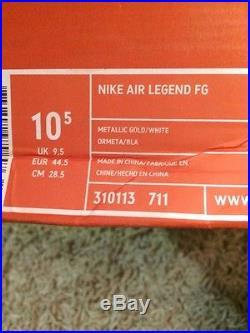 Nike Tiempo Legend Ronaldinho R10 Mercurial Vapor Superfly I II III IV V IX X
