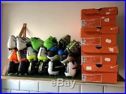 Nike Tiempo Legend V ACC SG-Pro UK9.5 Football Boots Pro Elite 2013 Rare Vintage