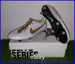 Nike Tiempo Legend V Elite 10R Ronaldinho Us 10 Rare Oldschool Soccer Shoes