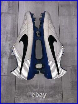 Nike Tiempo Legend V FG Reflective Football Soccer Cleats ACC US9.5 UK8.5 RARE