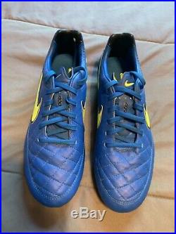 Nike Tiempo Legend V FG Size 8.5 Brand New RARE