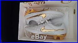Nike Tiempo Legend V Prem FG Ronaldinho Sz 7 US 717137-190 #1386/3000