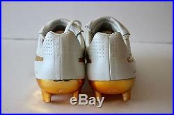 Nike Tiempo Legend V Prem V 717137-100 Sz 9.5 Ronaldinho R10 Touch Of Gold