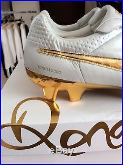 Nike Tiempo Legend V Premium FG Rare Ronaldinho Soccer Cleats