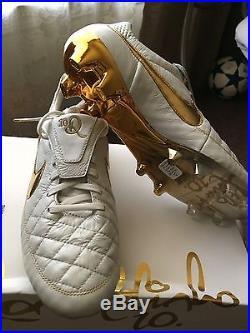 Nike Tiempo Legend V Premium R10 Ronaldinho Mercurial Superfly Magista Obra 9.5