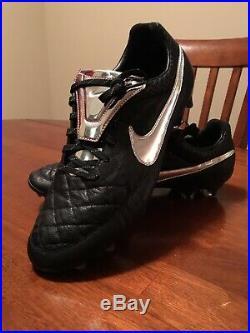 buy popular bae57 47b11 Nike Tiempo Legend V Premium Soccer Boots, Totti, BNIB, Size ...
