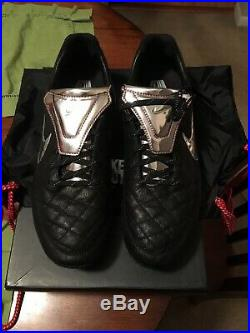 Nike Tiempo Legend V Premium Soccer Boots, Totti, BNIB, Size 11, Ronaldo, Neymar